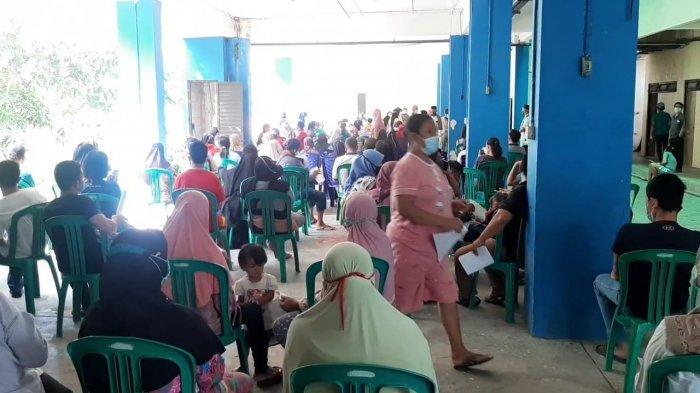Warga di Rusun Pulogebang Jalani Vaksinasi Covid: Targetkan 600 Warga Hingga Akhir Juli 2021