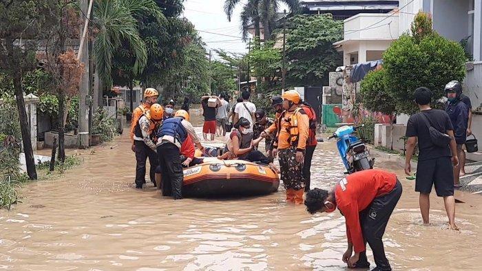3 Kali Kebanjiran Sepanjang 2020, Warga Jatiasih Minta Normalisasi Kali Jadi Prioritas