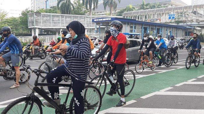 Pesepeda Wajib Tahu, Jari Terasa Tak Nyaman Usai Bersepeda Bisa Jadi Tanda Cyclist's Palsy