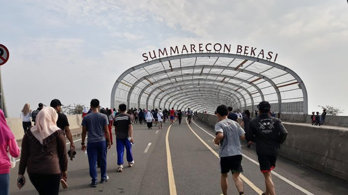Summarecon Bekasi, Kawasan Hunian yang Cocok untuk Pecinta Olahraga