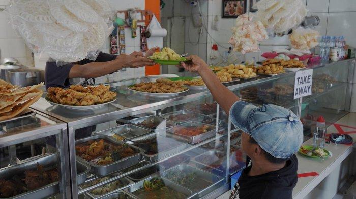 Setumpuk Aturan Baru PPKM Level 4 di Depok, Dine In di Warteg Hingga Lapak Kaki Lima Dibatasi Waktu