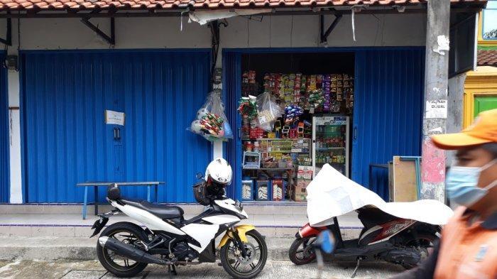 Lawan Rampok, Jari dan Pundak Pemilik Warung di Kalisari Luka Terkena Golok