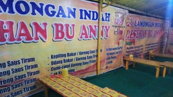 Warung Makan Lesehan Pinggir Jalan Viral Tagih Bon Rp700 Ribu, Sang Pedagang Bongkar Alasannya