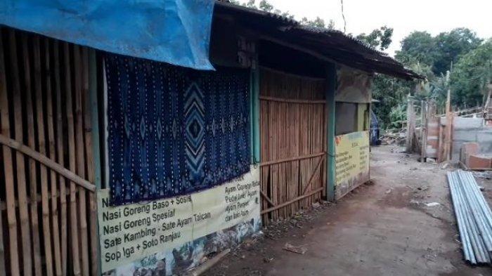 Perbaikan Jembatan Bambu Apus Tangsel Matikan Usaha Warga, Lima Warung Makan Tutup
