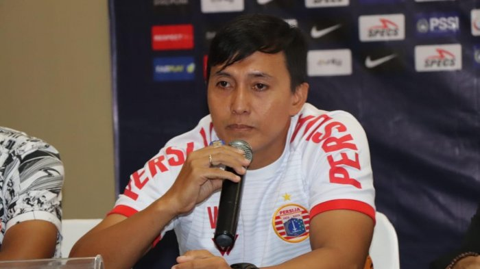 Pelatih Persija Tanggapi Dua Pemainnya Dicoret dari Timnas U-19