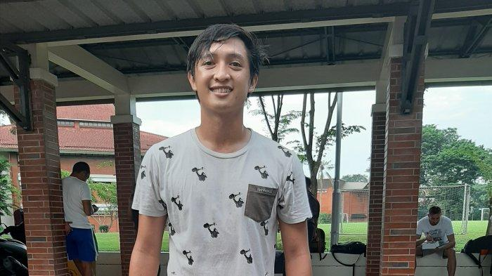 Striker Persita Tangerang Chandra Waskito Punya Kenangan Spesial Bareng 2 Bomber Pendekar Cisadane