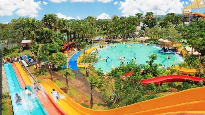 Harga Tiket Masuk Water Kingdom Bulan Januari 2021 Rp 40 ribu Hingga Promo Beli 4 Gratis 1