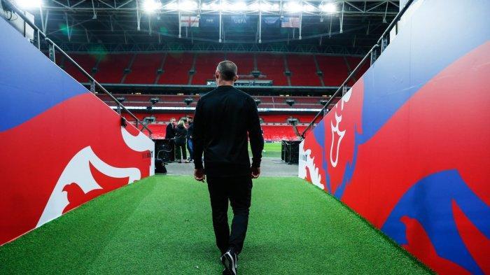 Inggris vs Amerika Serikat: Tribute untuk Rooney