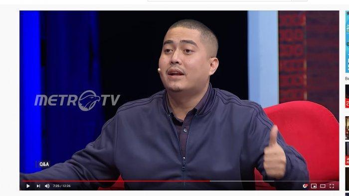 Politisi NasDem Wibi Andrino Soroti Anggaran Lem Aibon & Bolpoin DKI Jakarta: Hajar Dulu Atasnya