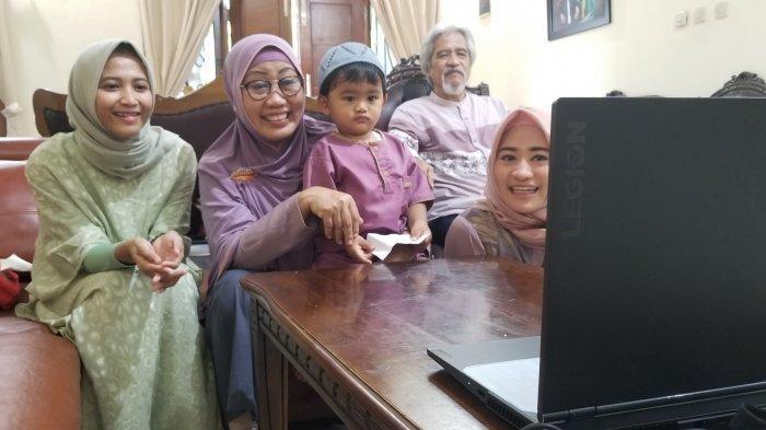 Tahun Kedua Pandemi, Warga Kota Tangerang Masih Manfaatkan Silaturahmi Virtual