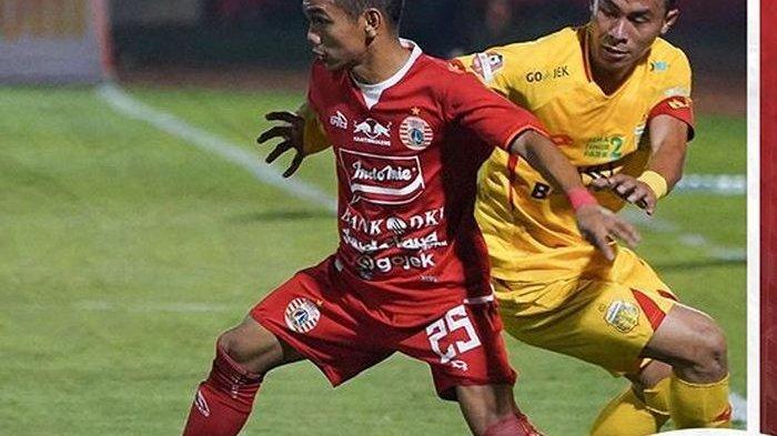 UPDATE Liga 1 2019 - Kalah dari Bhayangkara FC, Persija Jakarta Gagal Samai Poin Persib Bandung