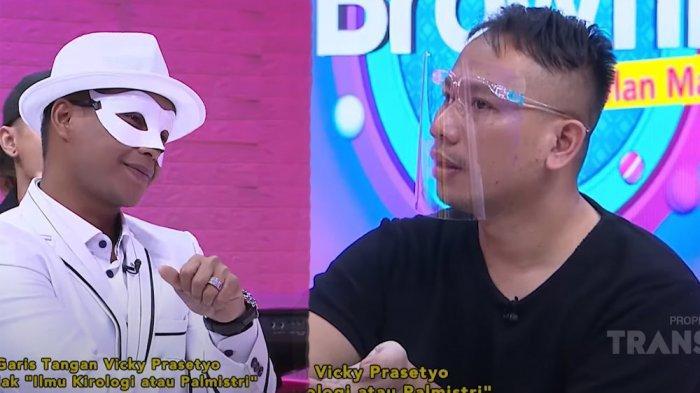 Diprediksi Akan Naik ke Pelaminan Bersama Sosok Ini, Vicky Prasetyo Diminta Sabar oleh Wirang Birawa