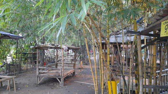 Wiasata Hutan Bambu di Bekasi Timur, terus berbenah setelah menjadi destinasi wisata favorit warga.