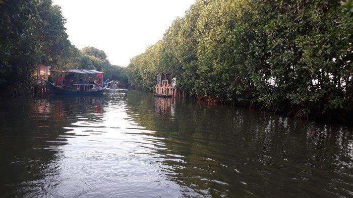 Musibah Perahu Terbalik Tewaskan Balita, Wisata Jembatan Cinta Tarumajaya Ditutup Sementara