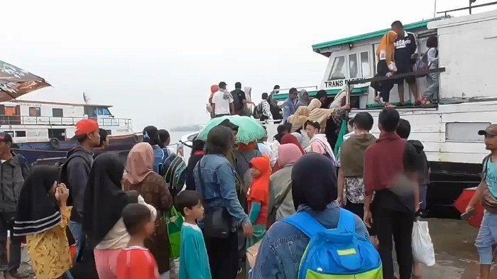 Dua Hari Jelang Malam Tahun Baru, 1.152 Orang Berlibur ke Kepulauan Seribu