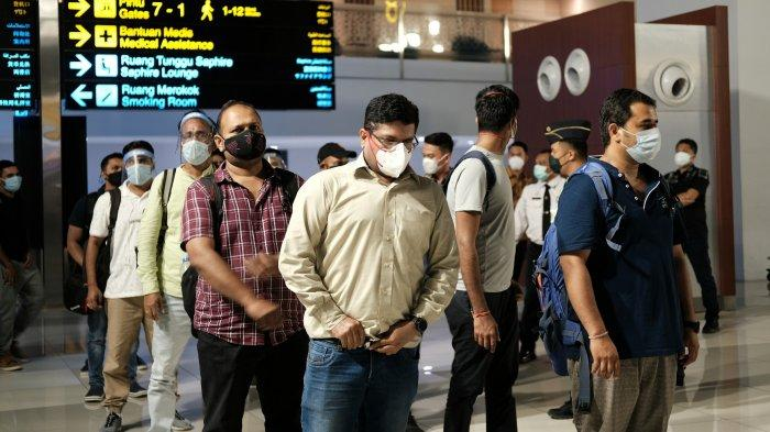 TERKUAK Alasan Ratusan Kedatangan Warga India ke Indonesia