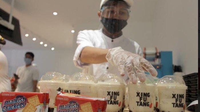 Kolaborasi Bersama Khong Guan, Xing Fu Tang Luncurkan Boba Rasa Malkist