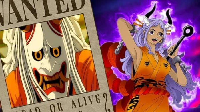 Link Baca Manga One Piece Chapter 1019: Roronoa Zoro Bangkit, Yamato Babak Belur Hadapi Kaido