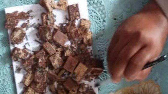 Pemberi Wafer Isi Beling & Silet Kerap Beraksi, Pelaku Paranoid Merasa Terima Makanan Serupa