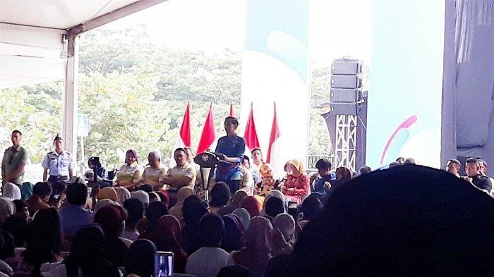 Peringati Hari Disabilitas, Presiden Jokowi Janji Bakal Bangun Pabrik Khusus