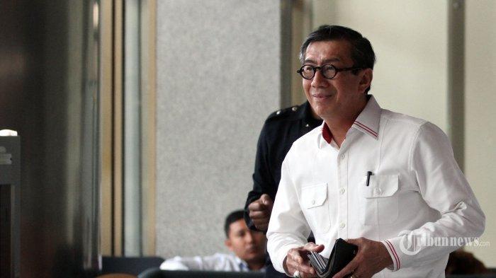 Rapat di DPR Anak Buah AHY Marah, Tak Terima Menkumham Yasonna Sebut Bosnya Masih Lama Jadi Presiden