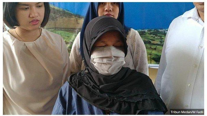 Suami Lumpuh di Medan Dipukuli Istri Pakai Besi dan Balok, Pelaku Menangis: Saya Tak Tahan Lagi