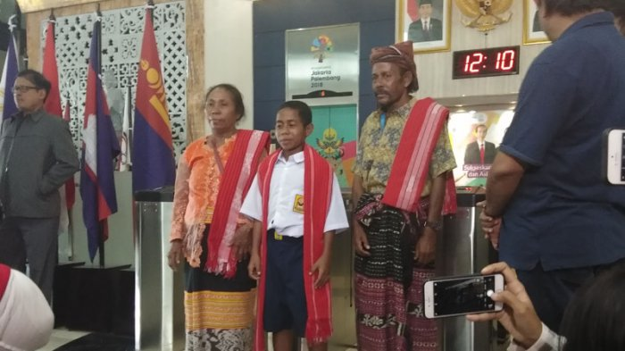 Diajak Menpora Bertemu Presiden Jokowi, Joni: Mau, Mau Banget !
