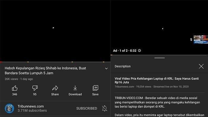 Kronologi YouTube Down Kamis 12 November Pagi, Trending Topic di Twitter hingga Penjelasan Manajemen