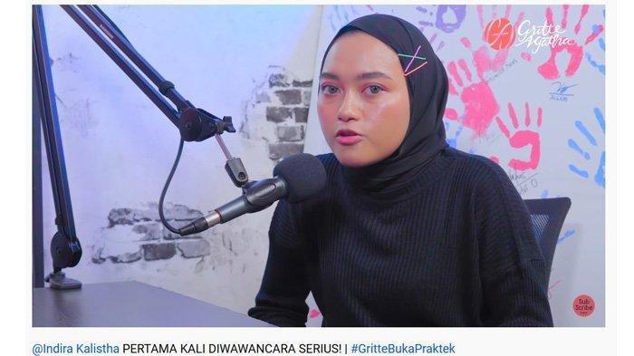 Remehkan Corona hingga Banjir Kritik, YouTuber Indira Kalista yang Lama Bungkam Akhirnya Buka Suara