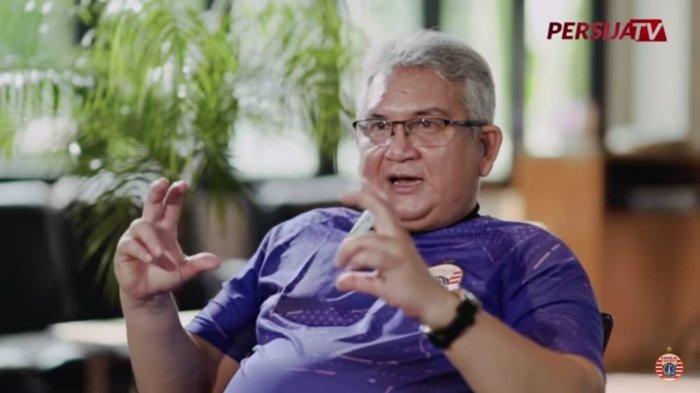 Persija Kembali Gagal Menang, Bung Ferry Sindir Banyaknya Sponsor: Kurang Gizi Gamungkin, Obesitas?