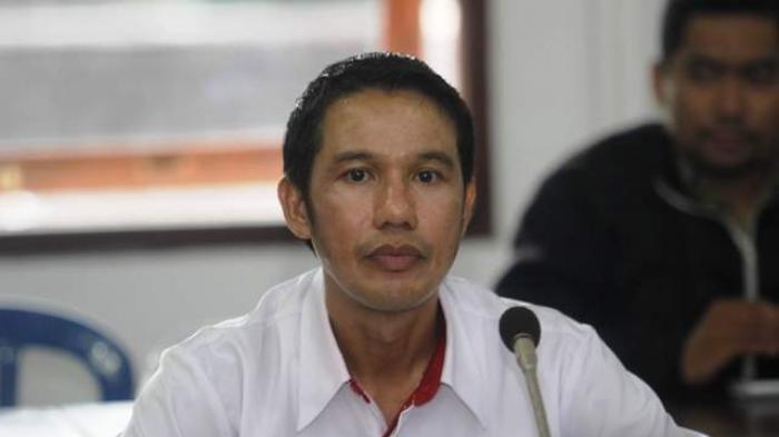 Plt Sekjen PSSI Yunus Nusi