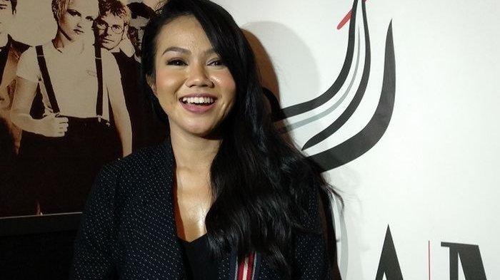 Yura Yunita saat Grid.ID jumpai di kawasan Kemang, Jakarta Selatan baru-baru ini.