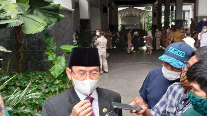 Dilantik Anies Jadi Kepala Dinas SDA, Yusmada Janji Kendalikan Air yang Masuk ke Jakarta