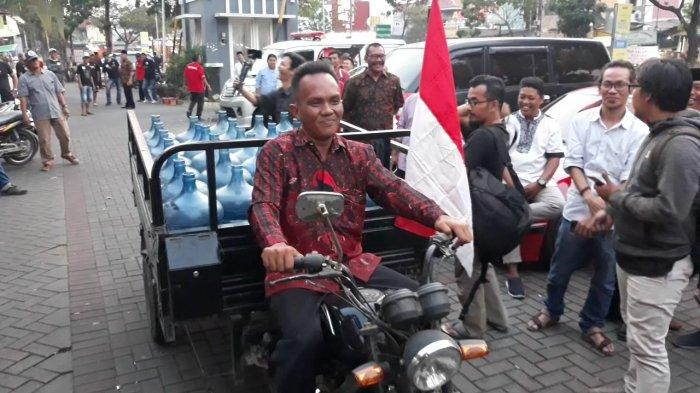 Alasan Tukang Galon Daftar Bacalon Wali Kota Tangerang dari PDIP, Ada Keresahan