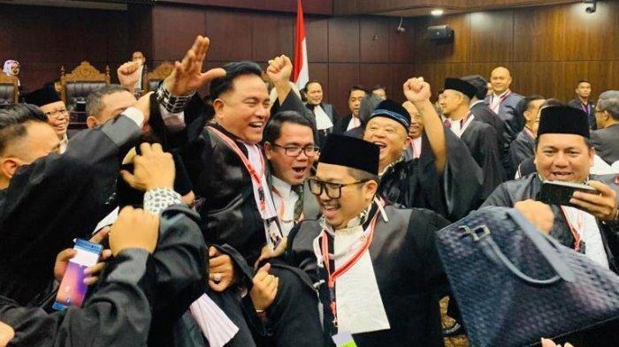 Jika Diperlukan, Tim Hukum Pasangan 01 Siap Mendampingi PemerintahanJokowi-Amin
