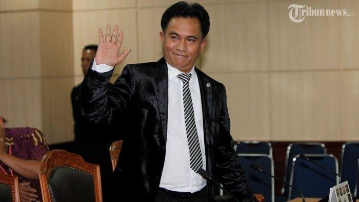 Yusril Jadi Pengacara Jokowi-Maruf Amin: Tidak Dibayar Hingga Kubu Prabowo Singgung Gerbong PBB