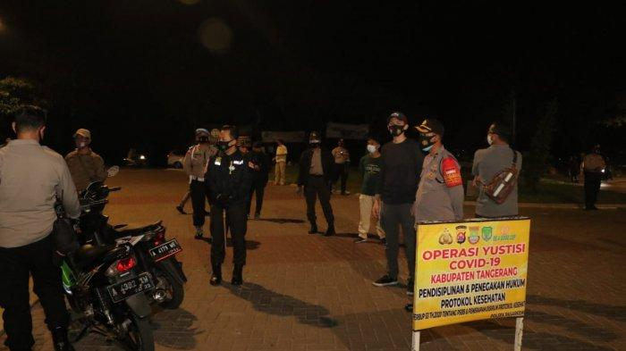 Dua Pekan, Pemerintah Kota Tangerang Kumpulkan Rp 8,8 Juta Dari Pelanggar PSBB