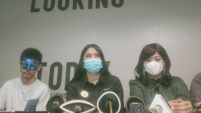 Yuyun Sukawati dalam press conference di kawasan <a href='https://manado.tribunnews.com/tag/jakarta' title='Jakarta'>Jakarta</a> Pusat, Selasa (6/4/2021).