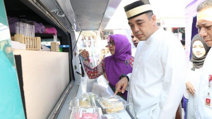 Masih Banyak Ditemukan Bahan Makanan Mengandung Formalin di Tangerang