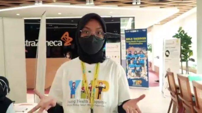 Gadis 16 Tahun Jadi Presiden Direktur AstraZeneca Indonesia Sehari: Gender Bukan Pembatas Karir