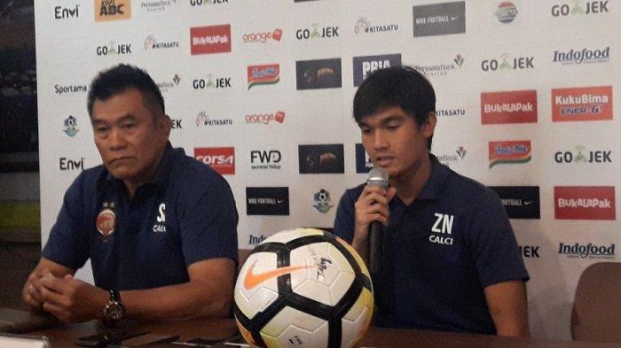Zalnando Masuk dalam Bursa Pemain Anyar Persib Bandung, Disebut Jadi Bek Sejak 16 Januari 2019