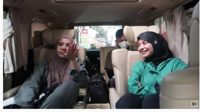 Hamil Muda, Zaskia Sungkar Buat Shireen Sungkar & Teuku Wisnu Khawatir Karena Hendak Ikut Bersepeda