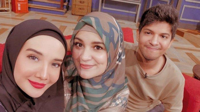 Kaget Sang Adik Muncul di TV, Celetukan Zaskia Sungkar Soal Yusuf Buat Sule dan Andre Taulany Ngakak