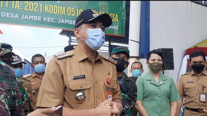 Waspada! Bupati Tangerang Sebut Jumlah Kasus Covid-19 di Wilayahnya Meningkat Tajam