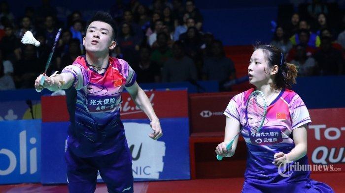 Juara Indonesia Masters 2020 Dalam 25 Menit, Ganda Campuran China Zheng Si Wei/Huang Ya Qiong