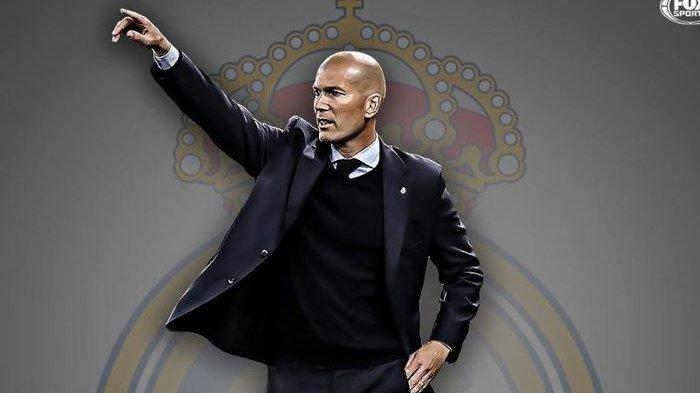 Real Madrid Telan Kekalahan di Kandang Melawan Real Betis, Ini Kata Zidane