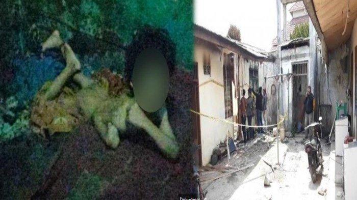 Bocah Tewas Terbakar Saat Dipasung di Rumah, Semasa Hidup Kerap Teriak Kelaparan & Berkawan Kotoran