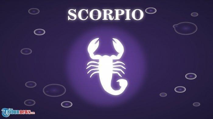 Zodiak Scorpio.