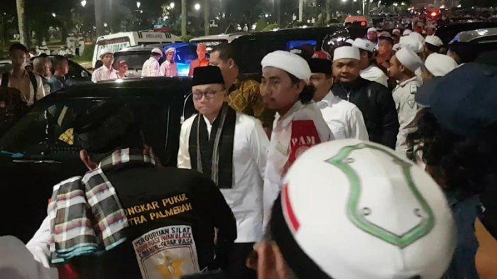 Sejumlah Tokoh Hadir di Malam Munajat 212, Pendukung Prabowo Hingga Pimpinan MPR