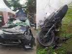kendaraan-roda-empat-dan-roda-dua-yang-terlibat-kecelakaan-di-kranji.jpg